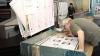 Избирательные бюллетени начали печатать в Кишиневе