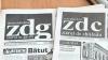 """""""Ziarul de Gardă"""" и """"Timpul de Dimineaţă"""" провели флешмоб перед прокуратурой"""