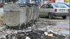 Без мусорных контейнеров осталась столичная улица Флорилор