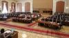Парламентское заседание отложено