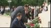 Лупу, Филат и Гимпу возложили цветы в память о жертвах депортации
