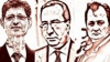 Лидеры АЕИ - в предвыборном ролике в формате 3D в поддержку Киртоакэ