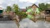 Метеорологи предупреждают: в верховьях Прута поднимается уровень воды, под угрозой затопления села