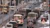 Прошедший дождь спровоцировал проблемы на дорогах