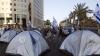 Израильтяне протестуют против сниженя уровня жизни