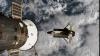 """Экипаж американского шаттла """"Атлантис"""" покинул МКС и готов вернуться на Землю"""