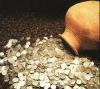 Во Франции супруги нашли в своем подвале горшок золотых монет
