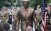 Памятник Рейгану открыт в Лондоне