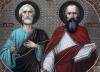 В Молдове около 48 тысяч человек отмечают сегодня именины - в день Петра и Павла