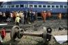 Железнодорожная катастрофа в Индии унесла жизни 50 человек