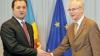 Филат заявил для Euronews: Молдова достигла успехов на пути евроинтеграции. Страна выиграет от визита ван Ромпёя