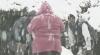 В ЮАР снегопад стал причиной пробок на дорогах