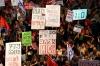 В Израиле вновь прошли массовые акции протеста против роста цен на жильё и продукты.