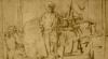 Работа Рембрандта стоимостью 250 тысяч долларов украдена в Калифорнийской гостинице