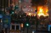 Погромы в Лондоне: более ста человек арестованы