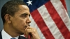 Рейтинг Барака Обамы упал до исторического минимума
