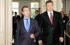 Президенты России и Украины не смогли договориться о цене на газ