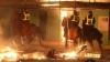 В Англии продолжаются погромы. Этой ночью полиция вывела на улицы 16 тысяч сотрудников