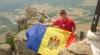 (ФОТО) Они уже подняли флаг Республики Молдова!