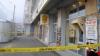 Подозрительный пакет возле банка в Страшенах. Органы правопорядка установили, что он не взрывоопасен