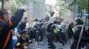 Двадцать человек ранены в Мадриде в ходе столкновений с полицией