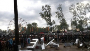 В Бельгии закрыли рок-фестиваль из-за урагана. Погибли пять человек