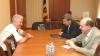 Воронин обсудил с Кузьминым молдо-российские отношения