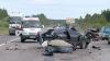 Кишинев: Три машины столкнулись, 50 троллейбусов заблокировано. Полиция прибыла с опозданием на час