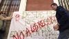 Испанские педагоги продолжают акции протеста