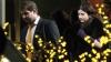 Первые из приглашенных на свадьбу Жасмин и Илана Шора прибыли в Кишинев