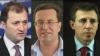 """Филат, Лупу и Киртоакэ - самые влиятельные политики августа. """"Воронин медленно, но уверенно сдает позиции"""""""