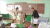 Дети класса BCR из Немцень - первый школьный день
