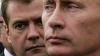 """Медведев объяснил: """"Рейтинг Путина выше"""""""