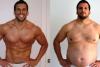 Фитнес-инструктор решил потолстеть и снова похудеть, чтобы вдохновить своих клиентов