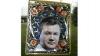 В Луганске сделали икону Януковича на коробке из-под конфет