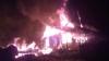 Девять человек погибли при пожаре в Красноярском крае