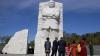 Барак Обама открыл в Вашингтоне памятник Мартину Лютеру Кингу