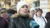 Двойной протест у кишиневской мэрии! Одни недовольны закрытием тираспольского рынка, другие – отсутствием тепла в квартирах