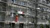 Молдаванин упал с высоты шести метров на одной из российских строек