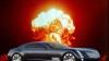 Автомобиль проверили на прочность атомной бомбой
