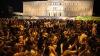 Сотни греков провели ночь на улице, протестуя против нового плана спасения