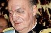 Король Испании Хуан Карлос появился  на публике с синяком и разбитым носом