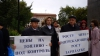 (ВИДЕО)Сотни человек протестовали в Кишиневе и Бельцах: Как жить? Не хватает денег на еду