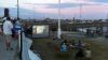 Передвижной кинотеатр OneWayTheatre функционирует на основе солнечной энергии