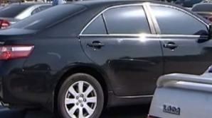 Сотрудники дорожной полиции штрафовали водителей за тонировку передних стёкол
