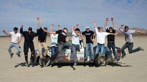 Американцы построили самый быстрый автомобиль на растительном горючем