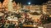 Традиционная рождественская ярмарка открылась в Страсбурге