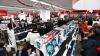 Новогодняя феерия в сети супермаркетов Bomba