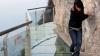 В китайской провинции построен мост с прозрачным полом