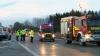 Мелочь на скоростной трассе: в Германии попал в аварию  инкассаторский автомобиль